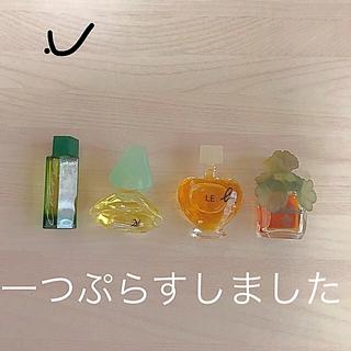 グレカボティーヌ(GRES CABOTINE)のミニ香水セット(香水(女性用))