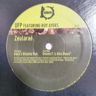 UFP feat. ROY AYERS / KERRI CHANDLER(クラブ/ダンス)
