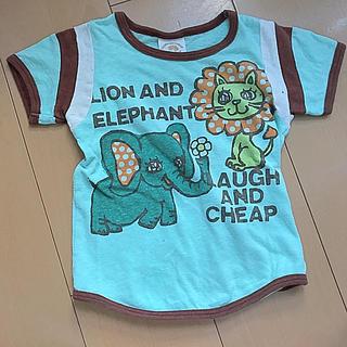 ラフアンドチープ(LAUGH & CHEAP)のラフチー☆ユニセックス☆90㎝☆Tシャツ(Tシャツ/カットソー)