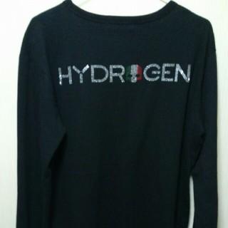 ハイドロゲン(HYDROGEN)のHydrogen ロングTシャツ(その他)