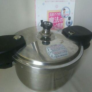 ワンダーシェフ(ワンダーシェフ)のワンダーシェフ 圧力鍋 5.5L(鍋/フライパン)