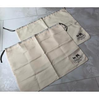 コーチ(COACH)のCOACH袋 4枚セット(ショップ袋)
