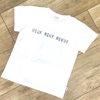 【韓国子供服】シンプルホワイトTシャツ(Tシャツ/カットソー)