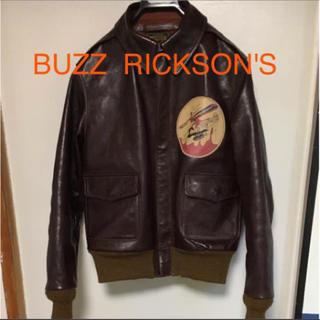 バズリクソンズ(Buzz Rickson's)のレア★バズリクソンズ A2(フライトジャケット)