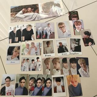 SEVENTEEN トレカ 特典 ポスター(K-POP/アジア)