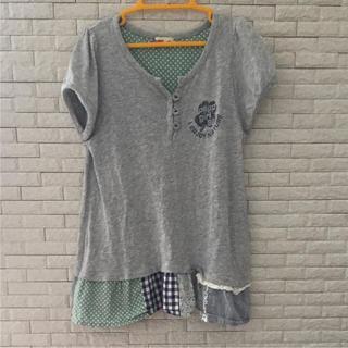 パプ(papp)のチュニック 120cm(Tシャツ/カットソー)