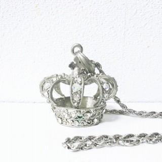 ヘルキャットパンクス(HELLCATPUNKS)のセクダイ王冠ネックレス(ネックレス)