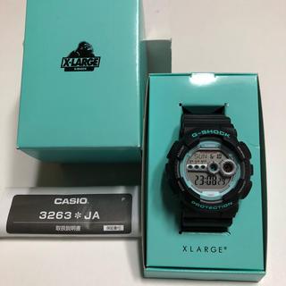 エクストララージ(XLARGE)のG-SHOCK XLARGEコラボ(腕時計(デジタル))