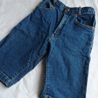 パプ(papp)のジーンズ半ズボン(パンツ/スパッツ)
