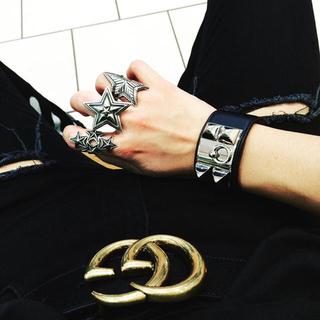 バレンシアガ(Balenciaga)の確実正規品 コディサンダーソン デップスター(リング(指輪))