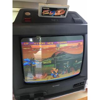 シャープ(SHARP)のSHARP SF1 スーパーファミコン一体型テレビ(家庭用ゲーム機本体)