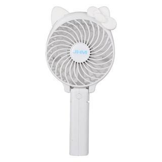 扇風機 折り畳み式 携帯ファン 手持ち/卓上置き両用(扇風機)