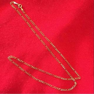 アヴァランチ(AVALANCHE)のavalanche figaro YG 10k アヴァランチ ネックレス(ネックレス)