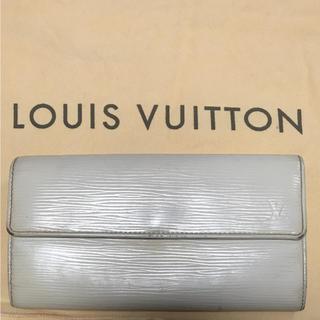 ルイヴィトン(LOUIS VUITTON)のルイヴィトン 長財布(財布)