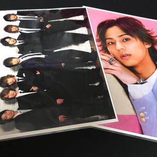 キスマイフットツー(Kis-My-Ft2)のKis-My-Ft2 藤ヶ谷太輔 パウチ2枚セット♥(アイドルグッズ)
