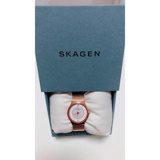 スカーゲン(SKAGEN)のSKAGEN レディース 時計(腕時計)