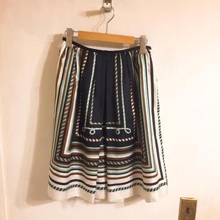トプカピ(TOPKAPI)のDee Flavor スカート  38(ひざ丈スカート)