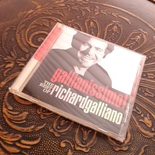 ガリアニッシモ リシャール・ガリアーノ・ベスト CD