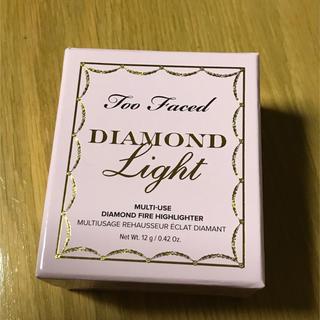 トゥフェイス(Too Faced)のToo faced ダイヤモンド ハイライト(その他)