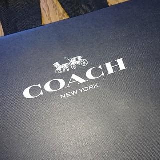 コーチ(COACH)のCOACHショッパー(ショップ袋)