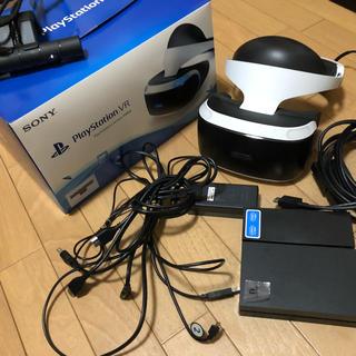 プレイステーションヴィーアール(PlayStation VR)のpsvr  ps camera付き(家庭用ゲーム機本体)