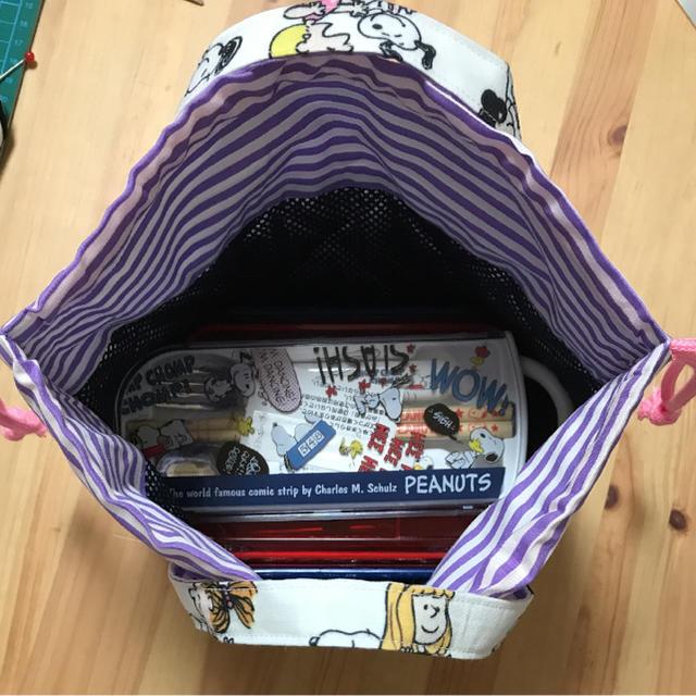 ハンドメイド保冷ランチバッグ ハンドメイドの生活雑貨(キッチン小物)の商品写真