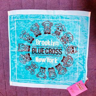 ブルークロス(bluecross)のblue crossハンドタオル(その他)