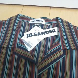 ジルサンダー(Jil Sander)の新品 JIL  SANDER  サイズ40  ブラウス(シャツ/ブラウス(半袖/袖なし))