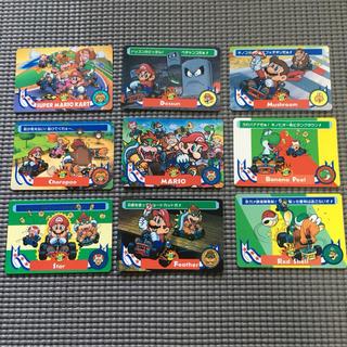 ニンテンドウ(任天堂)の♡美品♡マリオカート カードおまとめ売り(カード)