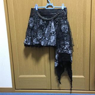 セックスポットリベンジ(SEX POT ReVeNGe)の【新品】スカート(ミニスカート)
