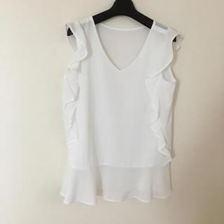 エージー(AG)のAG デザインブラウス(シャツ/ブラウス(半袖/袖なし))