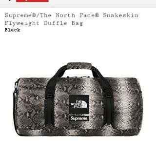 シュプリーム(Supreme)のSupreme Thank North Face  Duffle Bag 新品(ドラムバッグ)