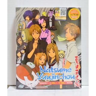 【新品】 夏目友人帳 DVD シーズン1-6+Movie(アニメ)