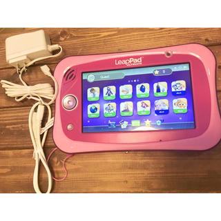 なのは様専用Leapfrog リープパッド 最新タイプ ピンク アプリ入り(知育玩具)