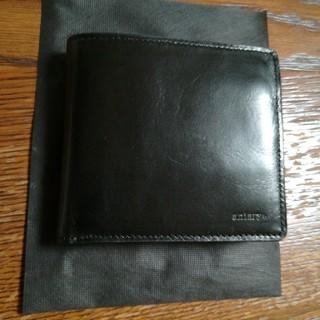 アニアリ(aniary)のaniary アニアリ 財布 ブランド 新品 未使用 メンズ レディース(折り財布)