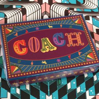 コーチ(COACH)のレア❣️新品未開封♡COACHの可愛いトランプ♡限定品(ノベルティグッズ)