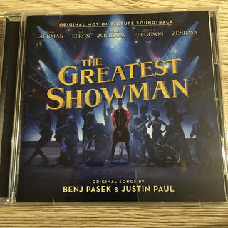 グレイテストショーマン CD(映画音楽)