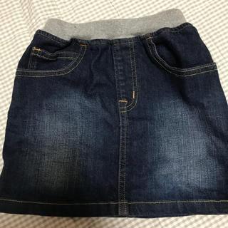 ムジルシリョウヒン(MUJI (無印良品))の無印良品 デニムスカート(スカート)