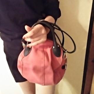 サック(SAC)の【SAC】ピンクのバッグ(ショルダーバッグ)