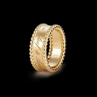 ヴァンクリーフアンドアーペル(Van Cleef & Arpels)の確認画像 ⚠こちら商品ではございません。(リング(指輪))