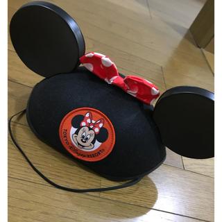 ディズニー(Disney)のディズニーミニー帽子♥️(ニット帽/ビーニー)