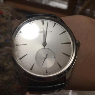 ジャガールクルト(Jaeger-LeCoultre)のジャガールクルト  マスターウルトラスリム  残り(腕時計(アナログ))