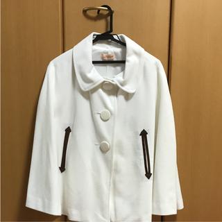 マジェンダ(Magender)のMagender 白色コート(ポンチョ)