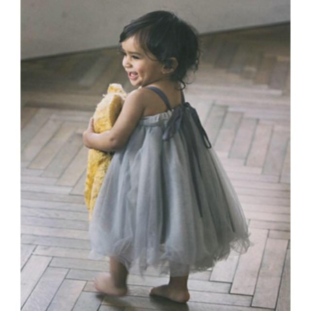 e5885f1e9b53a MARLMARL チュチュワンピース キッズ ベビー マタニティのベビー服(~85cm)(ワンピース