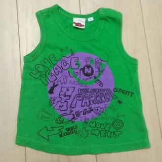 バハスマイル(BAJA SMILE)のBAJA SMILE バハ タンクトップ 90(Tシャツ/カットソー)