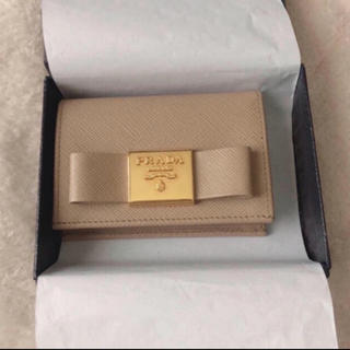 プラダ(PRADA)の新品 PRADA カードケース カード入れ プラダ カードケース 名刺入れ(名刺入れ/定期入れ)