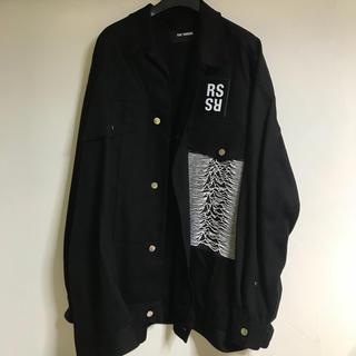 ラフシモンズ(RAF SIMONS)のRaf simons denim jacket Sサイズ(Gジャン/デニムジャケット)