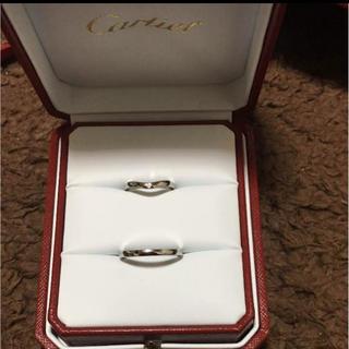 カルティエ(Cartier)のカルティエ 結婚指輪(リング(指輪))