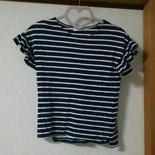 しまむら - ボーダーTシャツ