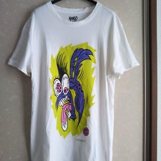 ジーヴィジーヴィ(G.V.G.V.)のNAKID by G.V.G.V. Tシャツ SKATE BUGZ 日本製(Tシャツ/カットソー(半袖/袖なし))